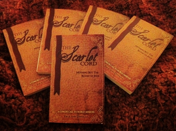 Scarlet cord free missions book harvest ministry harvest ministry