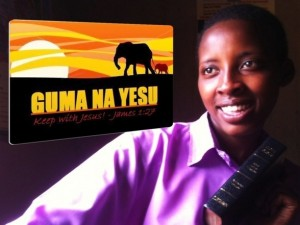 Meet Jolly from Guma Na Yesu Children's Center